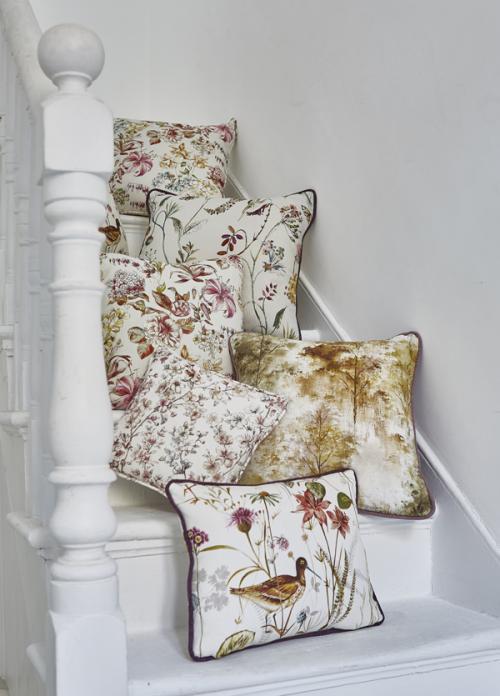 ABBEY GARDENS, © Prestigious textiles